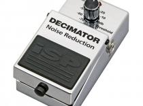 Pedal ISP DECIMATOR Noise Gate Reduction