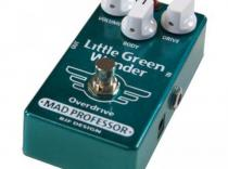 Pedal Boutique MAD PROFESSOR Little Green Wonder Factory Overdrive