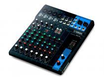 Mesa de mezclas YAMAHA MG10 de 10 canales