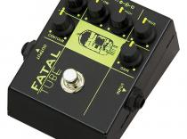 Pedal AMT FATAL TUBE Overdrive