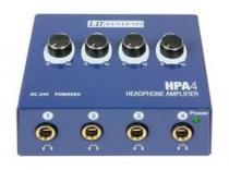 Amplificador de Auriculares LD SYSTEMS HPA4
