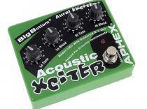 Pedal APHEX ACOUSTIC XCITER 1401 para guitarra acústica