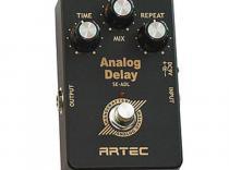 Pedal ARTEC SE-ADL Analog DELAY para guitarra