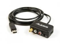 Cable ALESIS PhonoLink RCA/USB para Tocadiscos y línea