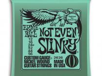 Cuerdas Ernie Ball Slinky Not Even Slinky 12-56 para eléctrica