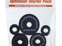 Espumas para platillos de batería Cympad Optimizer Starter PACK