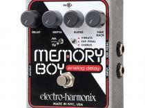 Pedal Electro-Harmonix Memory Boy analog Delay vibrato y chorus