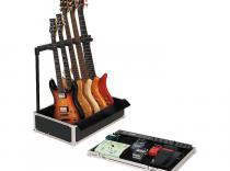 Flightcase ROCKBAG F5-RC23140B para pedales + soporte guitarras