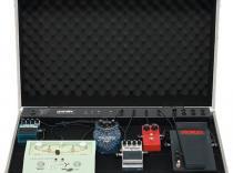 Estuche para pedales ROCKBAG F5-RC23120B con furnte de alimentación