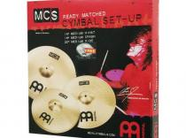 Set de platos MEINL MCS + China 16' de segunda mano