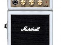 Mini amplificador MARSHALL MS-2W