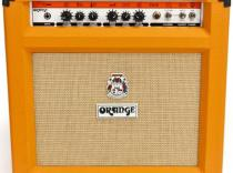 Amplificador ORANGE TH30C combo para guitarra eléctrica. Color naranja.