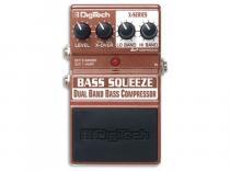 Pedal DIGITECH Bass Squeeze