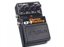 Pedal DIGITECH CF-7 Chorus Factory