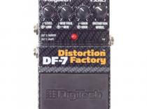 Pedal DIGITECH DF-7 Distortion Factory