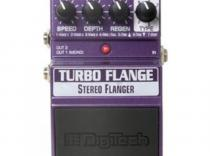 Pedal DIGITECH Turbo Flanger