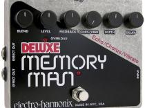 Pedal ELECTRO HARMONIX Deluxe Memory Man