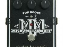 Pedal ELECTRO HARMONIX Micro Metal Muff