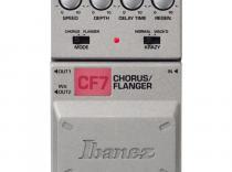 Pedal IBANEZ CF7 Chorus Flanger