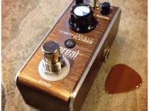 Pedal mini BOREAL Flanger True Bypass