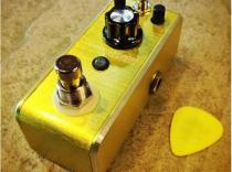 Pedal mini BOREAL Overdrive True Bypass