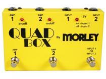 Pedal conmutador MORLEY QUAD BOX