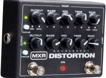 Pedal MXR M151 double shot Distortion