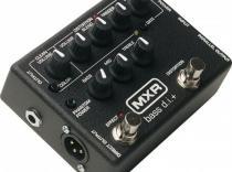 Pedal MXR M80 Bass D.I. +