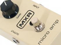 Pedal MXR Micro Amp M-133