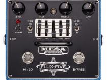 PEDAL MESA BOOGIE FLUX-FIVE Dual Mode Overdrive ++ con EQ 5