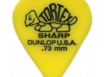 Púa Dunlop Tortex Sharp 0,73mm