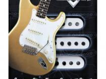 Set de Pastillas FENDER Custom Shop Texas Special Strat