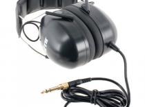 Auriculares Vic Firth SIH1 stereo de alta calidad -25dB para bateristas.