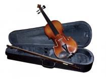 Violin CARLO GIORDANO VS15 con estuche y arco. Acabado envejecido. Nivel Medio Superior.
