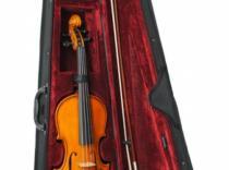 Violin ALFRED STINGL-HÖFNER AS-060-V con estuche y arco. Nivel Iniciación.