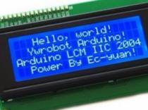 Display LCD 20x4+I2C