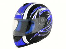 CASCO INTEGRAL CR 007A AZUL...
