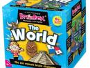 BRAINBOX JUEGO DE MEMORIA 'THE WORLD' EN INGLÉS