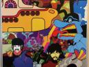 Cuadro 'The Beatles: Yellow Submarine'