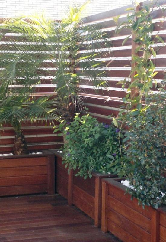 Jardinera y balcones for Jardineras para balcones