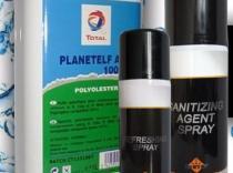 Aceite de Compresores de Aire Acondicionado y Circuitos de Refrigeración.