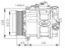Compresor Mercedes C180-C200-C230-CLC160-CLC180-CLC200-CLK200-E200