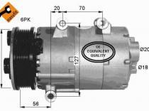 Compresor Galaxy-Mondeo IV-SMax