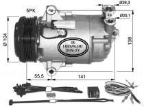 Compresor Opel Astra G-H-Meriva-Zafira B