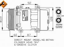 Compresor Megane-Scenic-Laguna-Kangoo-Clio-Espace-Traficc-Master