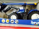 TRACTOR NEW HOLLAND TG285 CON PALA