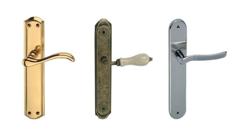 Puertas goncal puertas armarios y parquet en tenerife - Manillas para puertas de interior ...