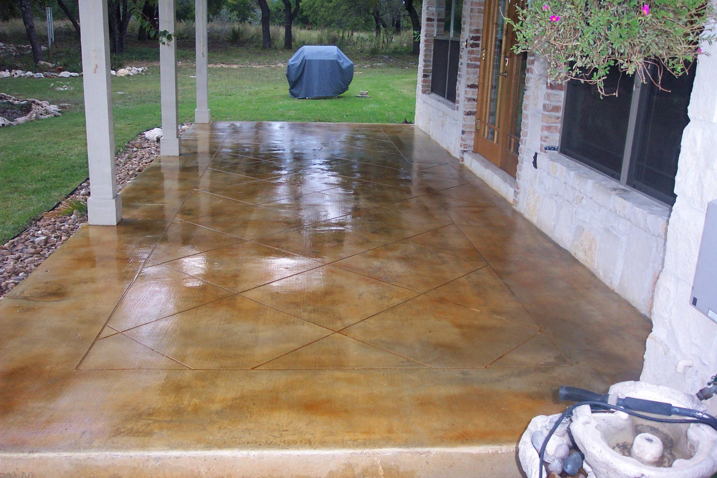 Pavicolor pavimentos de hormig n - Hormigon pulido colores ...