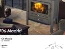 ESTUFA MADRID. NUEVA. R706