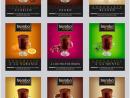 Chocolate a la taza de sabores